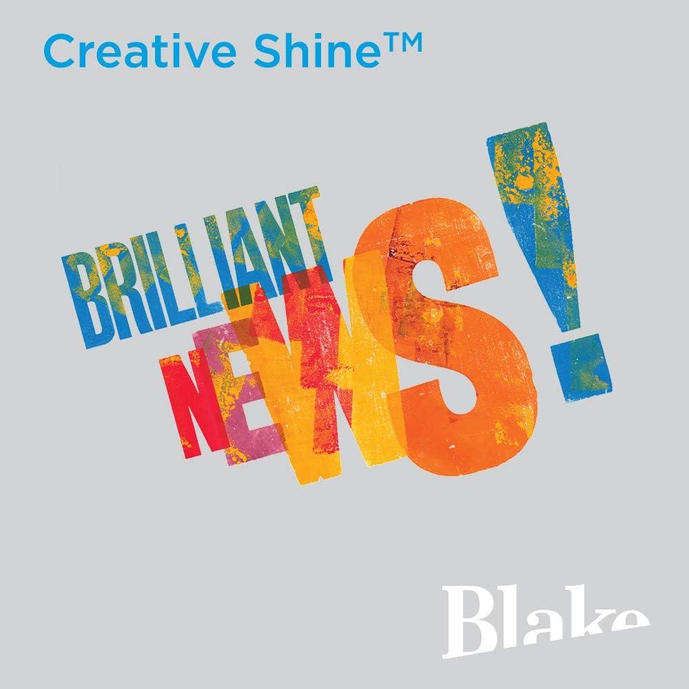 Creative Shine Briefumschlag Metallisch Mit Holo Effekt Haftklebung Schimmernder Regenbogen