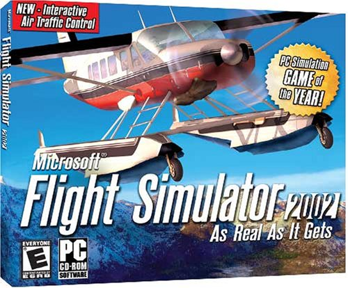 Picture of a Flight Simulator PC 755142106867