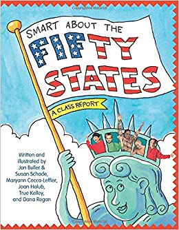 Smart About The Fifty States: A Class Report (Smart About History) Ebook Rar