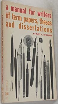 theses and dissertations book