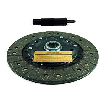 Amazon.com: EFT STAGE 1 ORGANIC CLUTCH DISC& ALIGN TOOL for NISSAN 350Z 370Z INFINITI G35 G37: Automotive