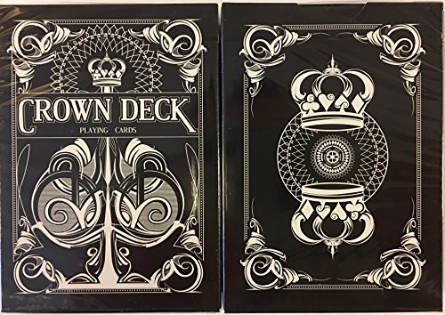 crown-deck-black-playing-cards-poker-size-uspcc-limited-edition