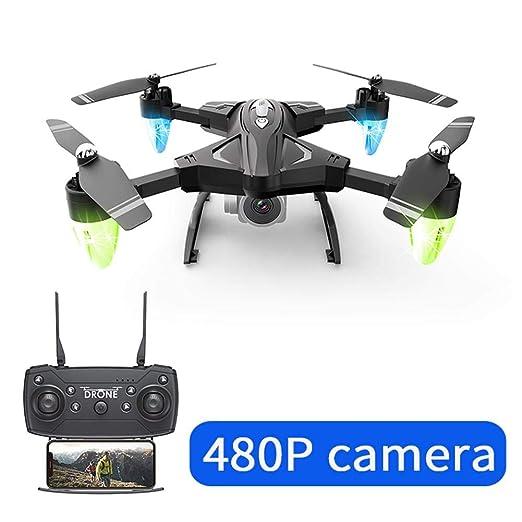 Neckip Drone Spacekey FPV dron Wi-Fi con cámara HD de 720p, vídeo ...