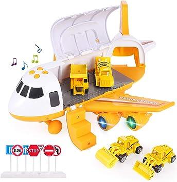 Giocattoli per aeroplani,Giocattolo aeroplani elettrici,Giocattoli per aeroplani Miglior regalo,Giocattolo elettrico bambini Aereo aeroplani con luci e suoni Aerei giocattolo ragazzi e ragazze