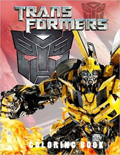 Transformers Coloring Book And Activity For Kids Adults 40 Illustrations Kim Lex 9781976383953 Amazon Books