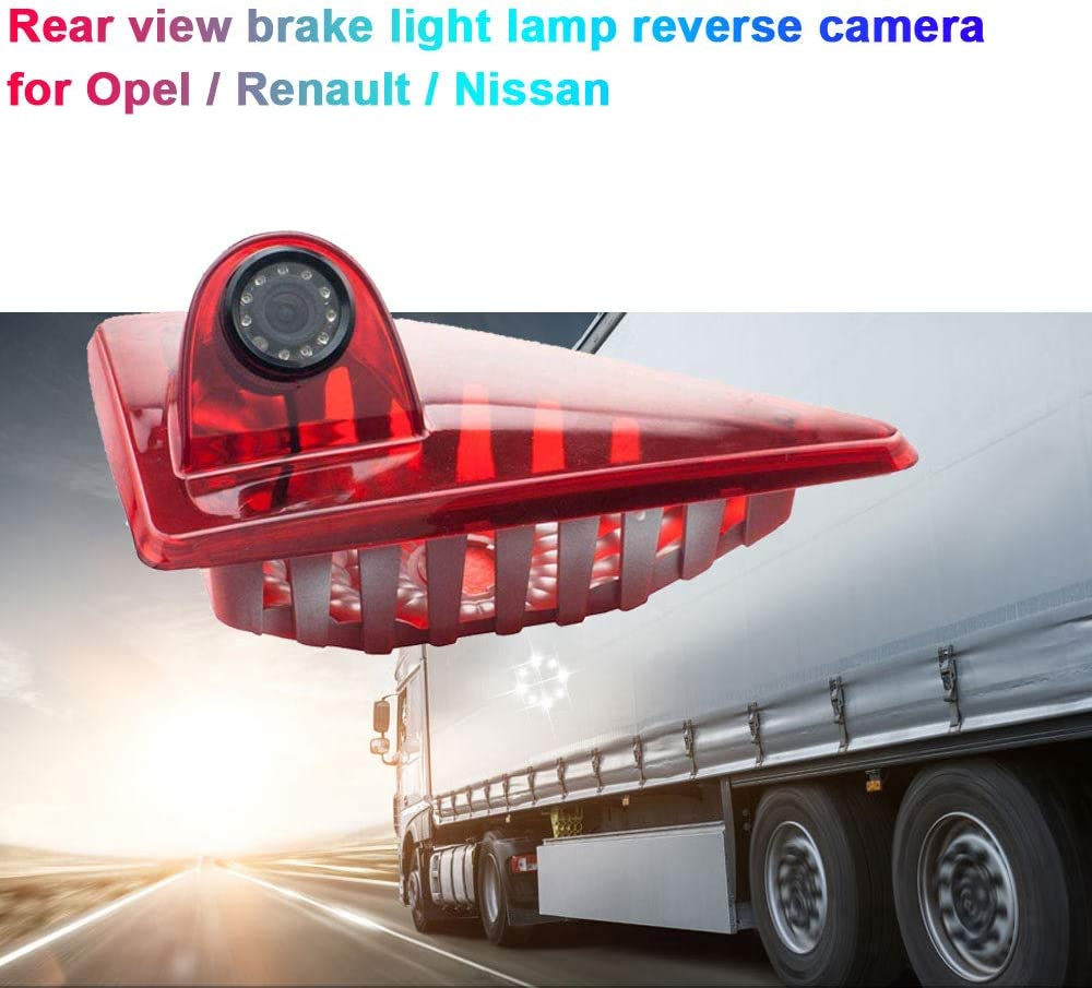 Rückfahrkamera Transporter Van Bremslicht Bremsleuchte Elektronik
