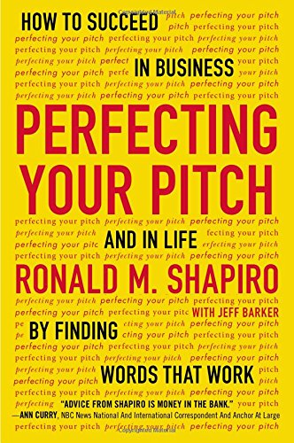 Books On Acting in Amazon Store - Perfecting Your Pitch