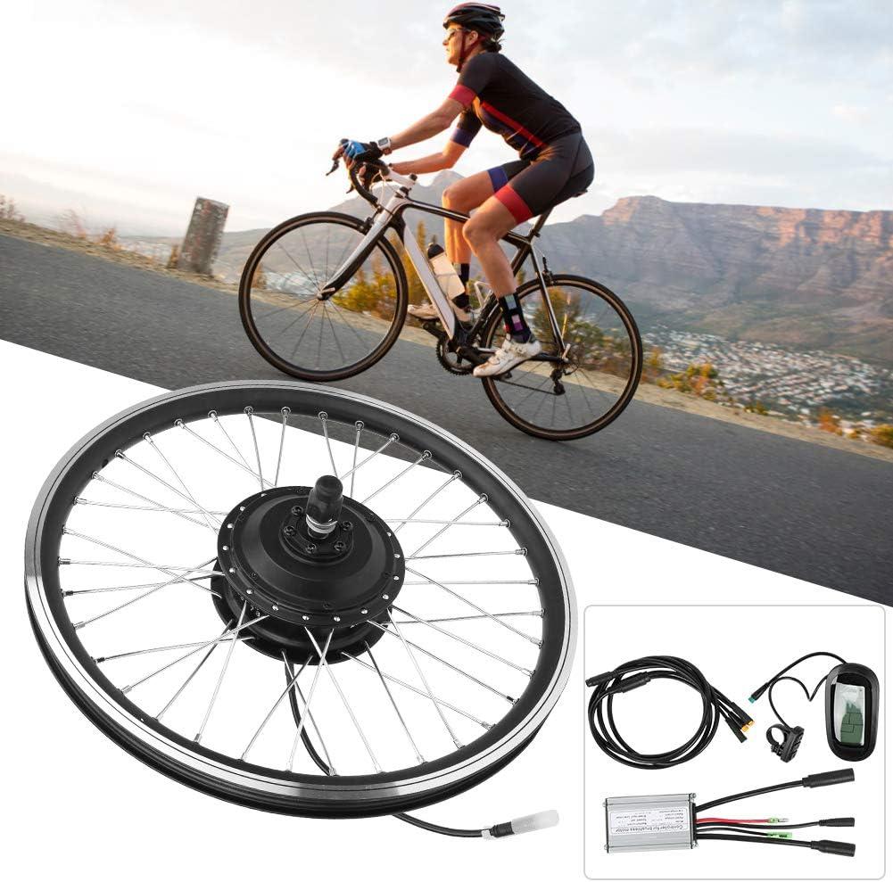 VGEBY 36V 250W 27.5 Pulgadas KT-LCD6 LCD Conversión de Bicicleta ...
