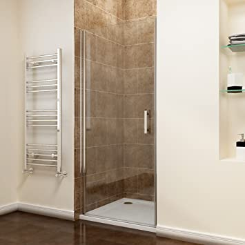 large view showers glass front precision shower enclosure door doors frameless