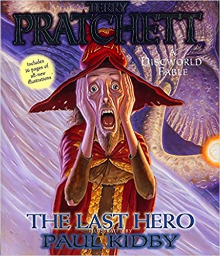 Terry Pratchett - The Last Hero Audiobook Free Online