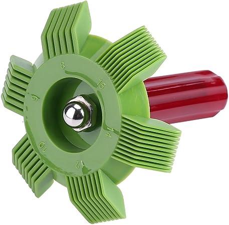 Zerodis AC Vaporizador Peine Condensador Radiador Coil Fin ...