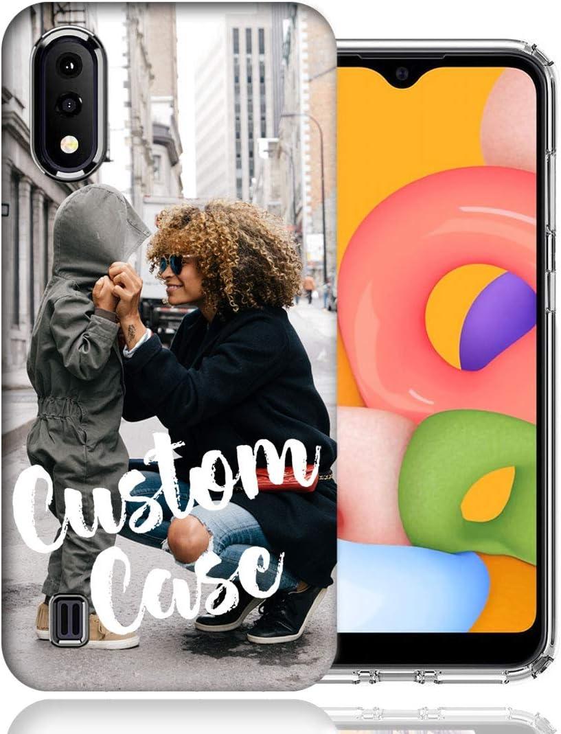 Amazon Com Personalized Custom Picture Photo Phone Case For Samsung Galaxy A01 Design Your Own Perfect Custom Case,Unique Spider Web Tattoo Designs