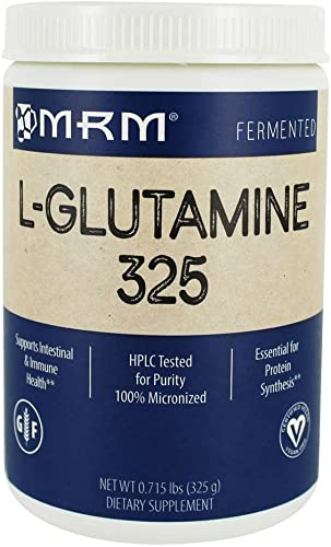 Metabolic Response Modifier L-Glutamine Powder – 325 Grams Powder