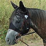 Quiet Ride Fly Mask w/Standard Ears