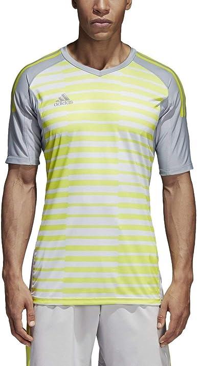 Adidas AdiPro 18 Maillot de gardien de but à manches courtes