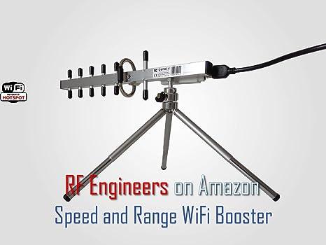 NextG USB-Yagi Plug & Play 11 N Long Range WiFi Antena 2200 mW