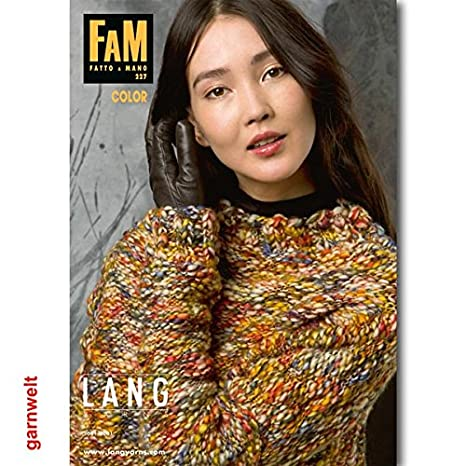FAM Fatto a Mano 255 Collection Strickheft mit Strickanleitungen