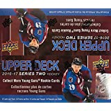 2016-17 Upper Deck Hockey Series 2 Trading Cards Retail Box 24ct