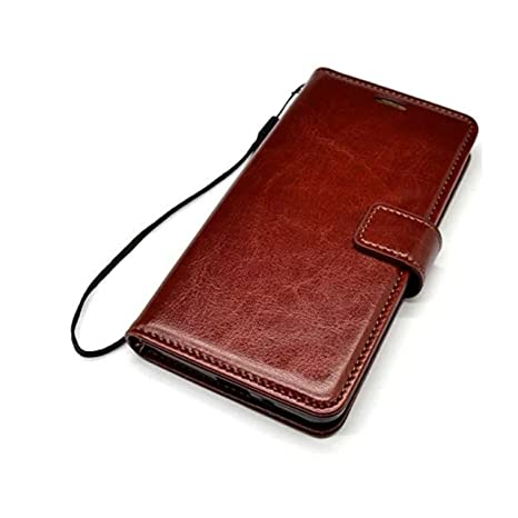 sports shoes 5fdfb 9b565 Aarnik EachOther Dream2Cool Leather Back Cover for OnePlus 3/3t (Brown)