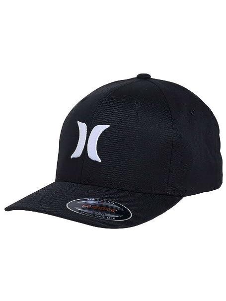 Hurley Flexfit curva CAP ~ One & Only b / w
