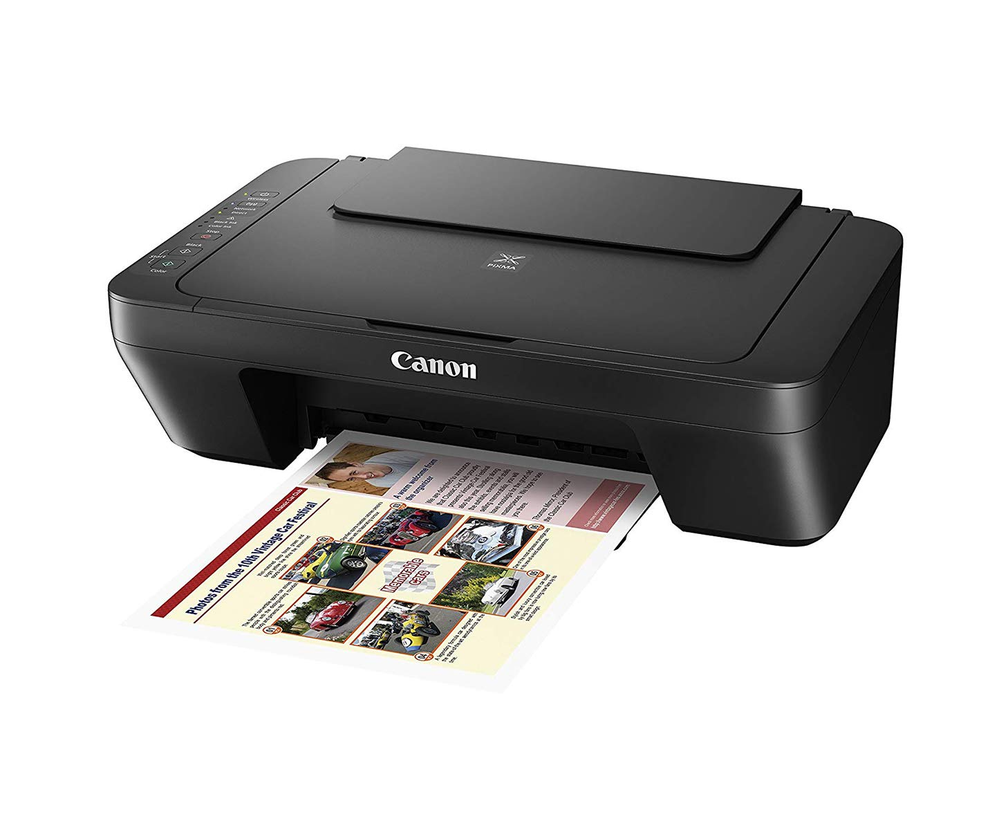 Canon Pixma Mg 3070s All In One Wireless Inkjet Colour Printer Refill Kit Data Print Dp 40 For Black Cartridge Computers Accessories
