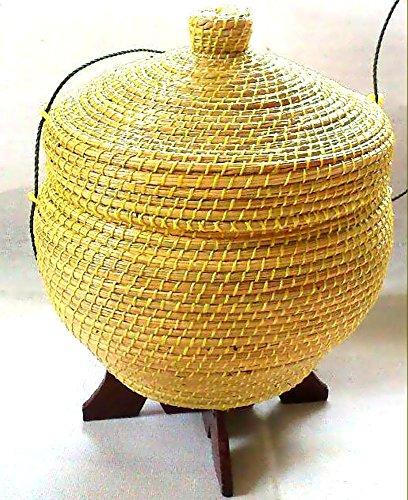 THAI-LAO Handmade basket sticky rice by Siriluck