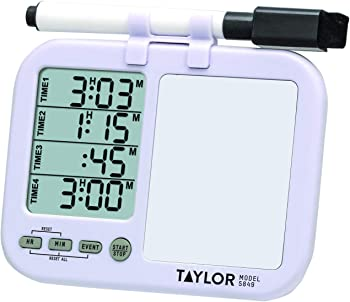 Taylor Precision 5849 Kitchen Timer