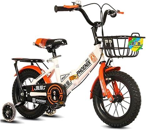 Axdwfd Infantiles Bicicletas Bicicleta for niños de 2 a 13 años de ...