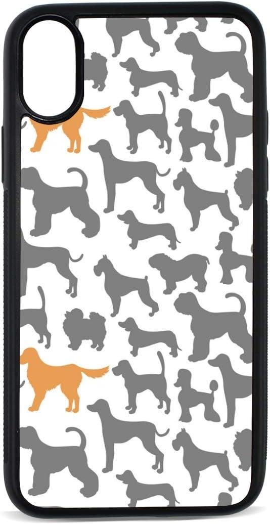 Dachshund Dog Silhouette(s) iphone 11 case