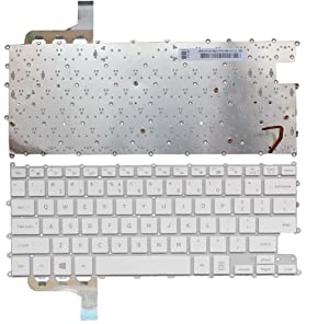 New Laptop Replacement Keyboard for Samsung NP900X3N 900X3N US Layout