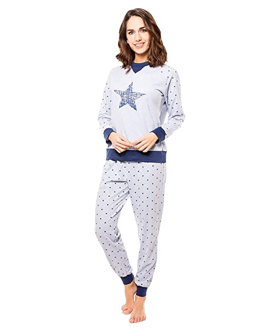 Pijama Largo Estrella
