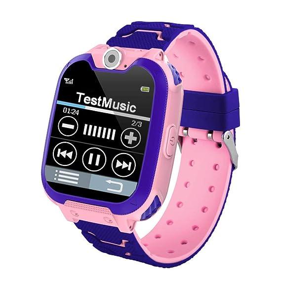 NWHEBET S11 Smartwatch Niños Teléfono Smart Watch con Juegos ...