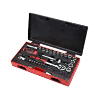 Rosewill 43-Pc Tool Set w/1/4-in SAE Drive Socket and 1/4-in Bit Deals