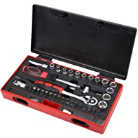 Rosewill 43-Piece Tool Set with 1/4