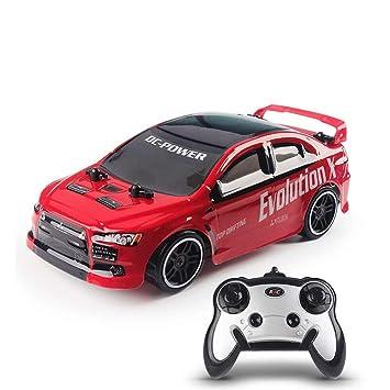 Mpotow 2.4G 4WD RC Drift Speed Car para 4 Canales de Control Remoto ...