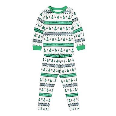 Tannenbaum Drucken.Moberlin Familie Matching Weihnachten Pyjama Set Tannenbaum