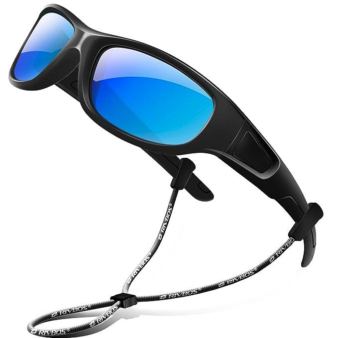 Amazon.com: RIVBOS RBK037 - Gafas de sol polarizadas con ...