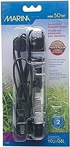 Fluval Marina Submersible Heater for Aquarium, Mini