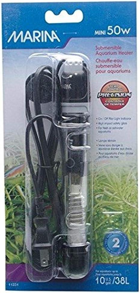 Marina 11231 Termo Calentador, 50 W: Amazon.es: Productos para ...