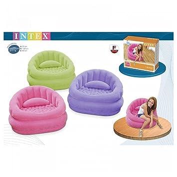 Sillon Hinchable Cafe Chair: Amazon.es: Juguetes y juegos