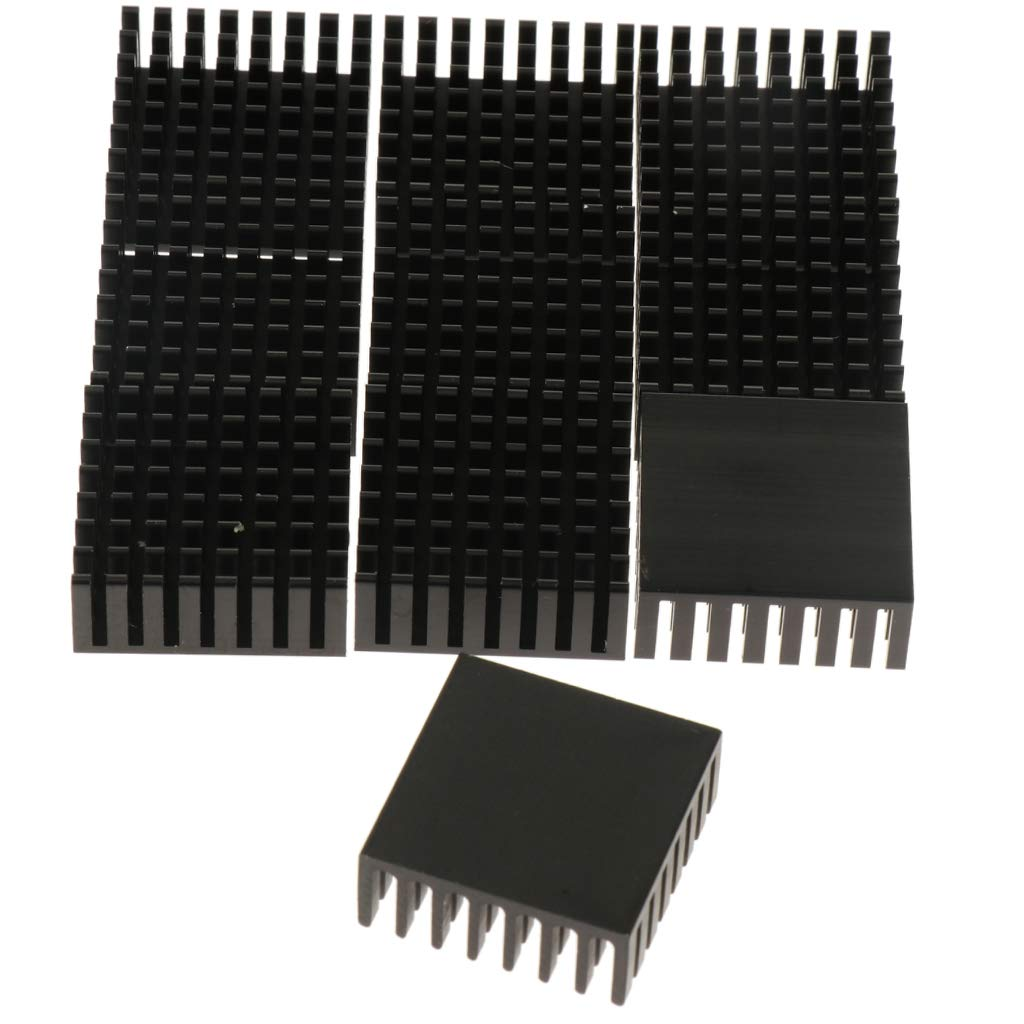 D DOLITY Aluminum Heat Sink for Led Semiconductor Integrated Circuit Device