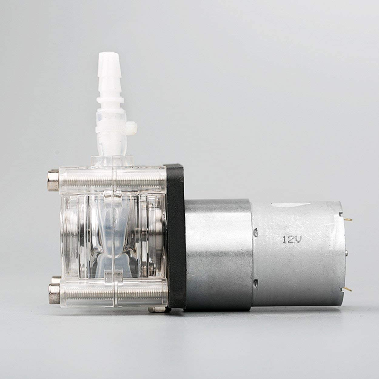 Lorenlli Pompe p/éristaltique Anti-Corrosion /à Grand d/ébit /à Chargement Rapide Pompe /à Vide Pompe daspiration puissante Pompe Auto-amor/çante Pompe visqueuse
