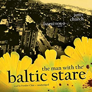 The Man with the Baltic Stare Audiobook