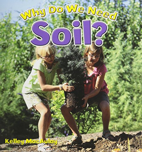 Why Do We Need Soil? (Natural Resources Close-Up) cover