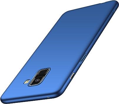 anccer Funda Samsung Galaxy A8 2018 [Serie Colorida] [Ultra ...
