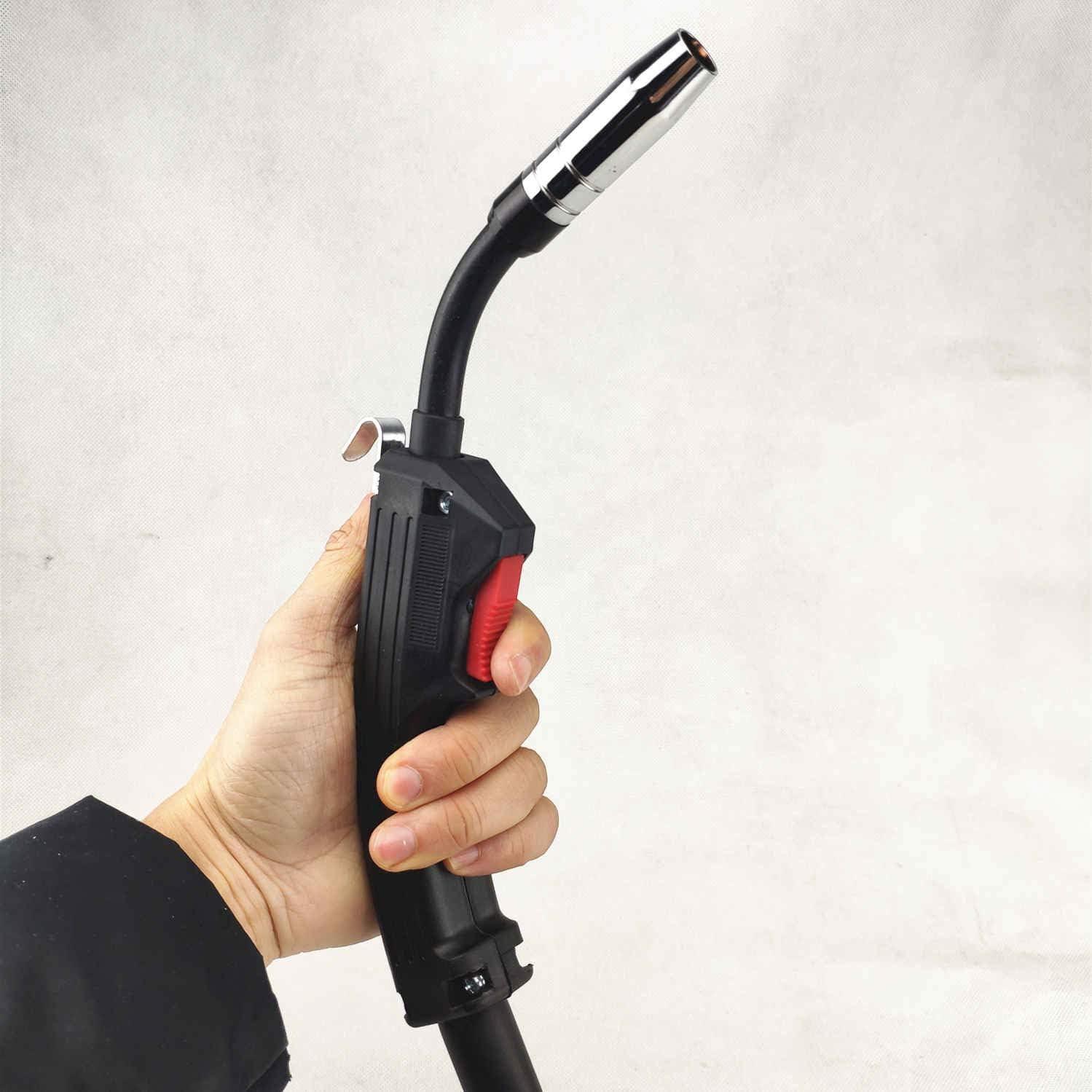 14AK Taschenlampe 180 A MIG MAG Taschenlampe luftgek/ühlt Schwei/ßpistole MB 15AK 14 AK Schwei/ßbrenner Kopf