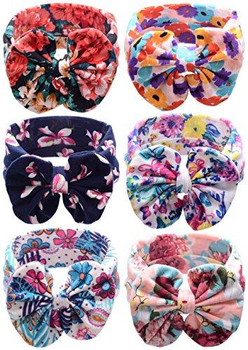 Qandsweet Baby Girl Headbands Bows product image