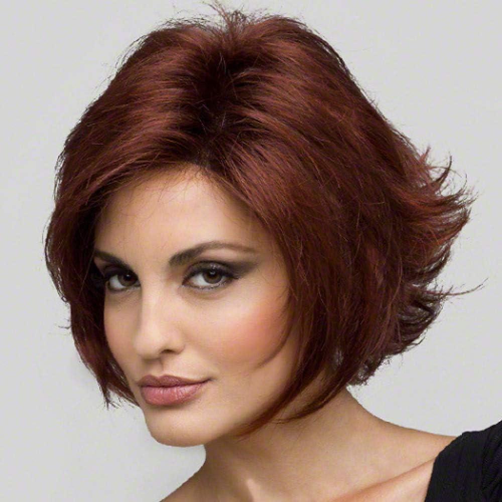 SOUL - Pelucas sintéticas para mujer, lisas y rizadas, color ...