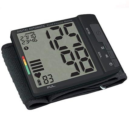 Tensiómetro de Brazo - Monitor de Presión Arterial - Grandes números - Pantalla LCD inclinada