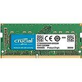 Crucial 8GB Single DDR4 2666 MT/s (PC4-21300) CL19 SR x8 SODIMM 260-Pin for Mac - CT8G4S266M